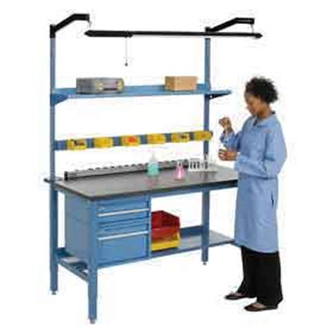 lab bench height laboratory work bench adjustable height heavy duty