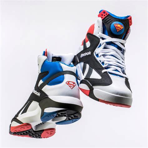 shoe release shoe palace x reebok shaq attaq quot superman quot release info