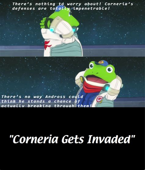 Star Fox Meme - is always funny in corneria star fox know your meme