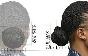 usaf approved hairstyles us navy updates hairstyle guidelines after boot c