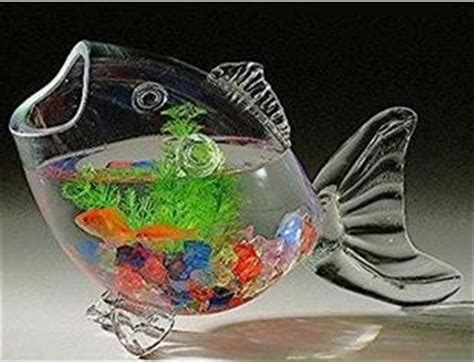 Small Order Fish Shape Decorative Glass Fish Bowl Buy Glass Fish Shaped Bowl Centerpieces