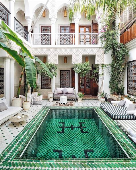 Houses With Courtyards riad yasmine