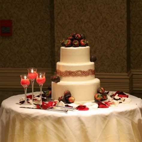 rustic wedding cake table decorations nice decoration