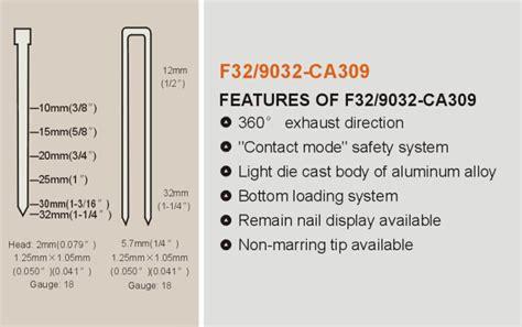 H L F32 Air Nailer f32 9032 air nailer stapler buy f32 9032 air nailer