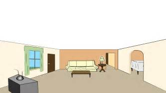 Livingroom Cartoon anime studio living room anime studio tutorials amp more
