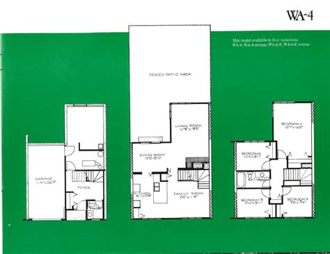 Minto Homes Floor Plans by Mid Century Modern And 1970s Era Ottawa 1970s Garden Homes By Minto