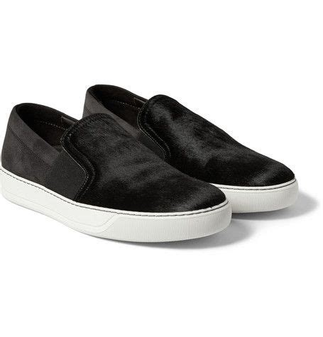 Sepatu Casual Sneakers Catenzo 98 Mr 723 lanvin calf hair and suede slip on sneakers things to