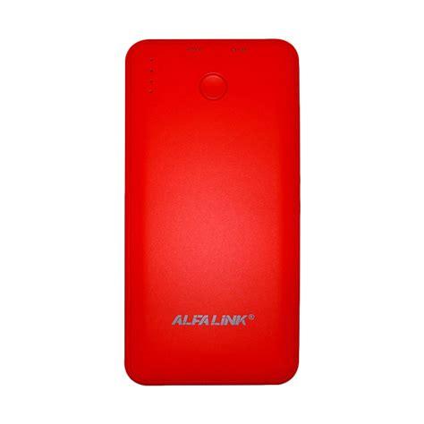 Power Bank Alfalink Ap 6000r jual alfalink ap 4000r powerbank harga kualitas terjamin blibli