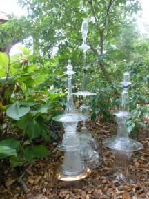 Garden Glass More Glass Garden Sculptures My Favorite Deer Resistant