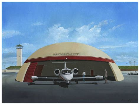 Hangar Home Floor Plans by Monolithic Dome Airplane Hangars And The Invention Of The