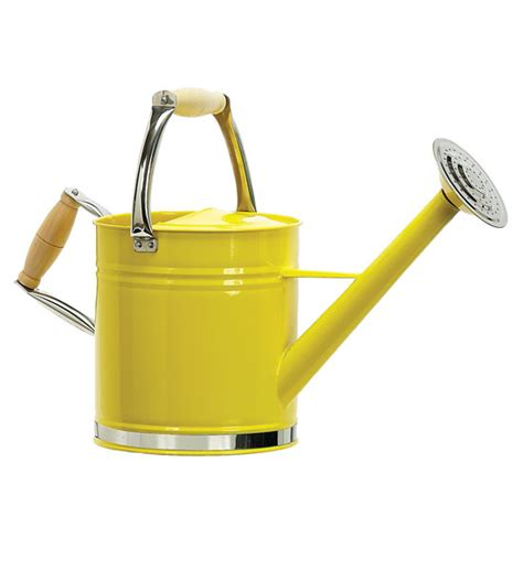 Gardeners Supply Watering Can 2 Gallon Watering Can In Garden Supplies