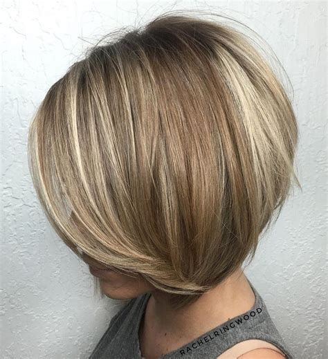 how to blow out a stacked bob 25 best ideas about blonde bob cuts on pinterest blonde
