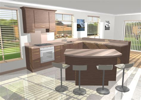 Island In Kitchen Pictures Kitchen Gallery Image Modern 2 Colour
