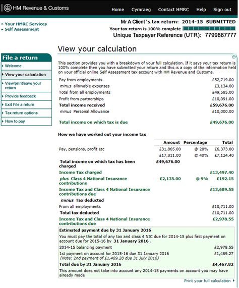 Tax Return Documents For Mortgage