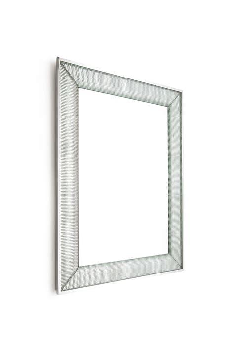 cornice con vetro specchiera vetro con cornice in vetro lavorato design