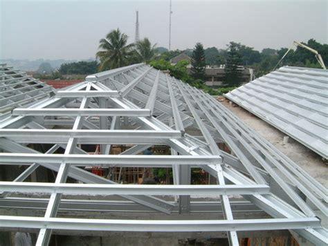Rangka Baja Multiroof kumpulan ilmu pengetahuan penggunaan baja ringan pada atap