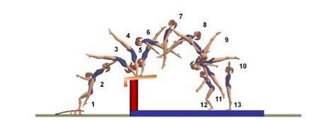 yurchenko layout vault kinograma yurchenko jump round off handspring backward