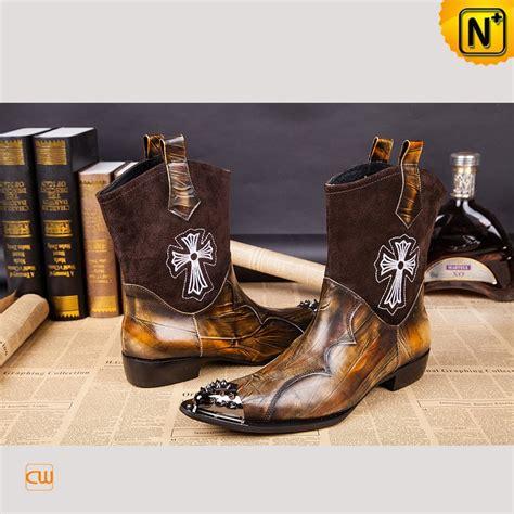 mens modern boots mens designer winklepicker boots cw750125