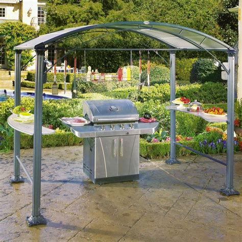 bbq grill awnings grillzebo grill canopy contemporary gazebos by