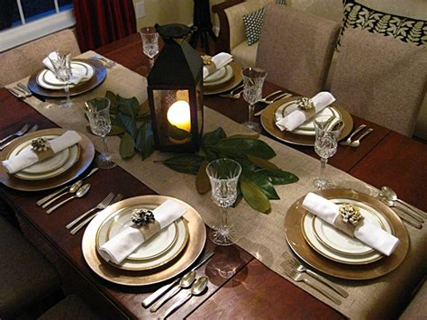 eat sleep decorate easy thanksgiving table settings