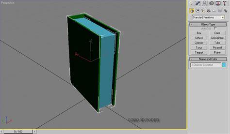 como hacer imagenes 3d en un libro 3ds max libro en 3d studio max 8