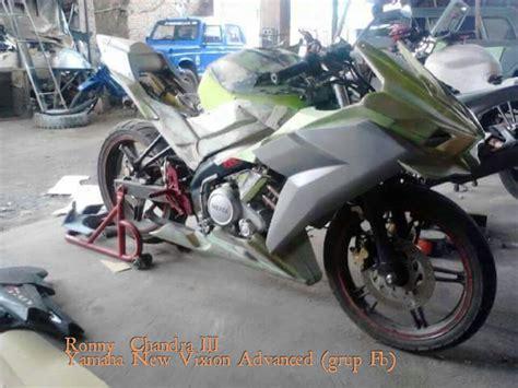 Lu Projie Buat New Vixion yamaha vixion modif h2 dan 250 modifikasi