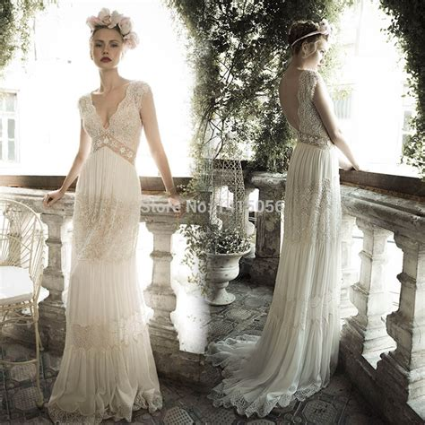 Vintage Hippie Wedding Dresses by Vintage Boho Wedding Dress Www Imgkid The Image