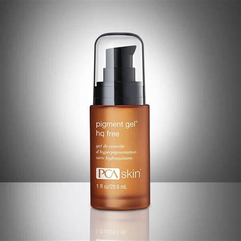 pca skin pigment gel product review national laser