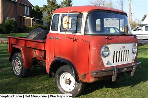 jeep cabover for sale 1960 jeep cabover