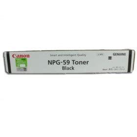 Toner Npg 59 mực m 225 y photo canon npg 59 black toner npg 59