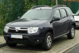 Renault Duster 2010 2010 Renault Duster Pictures Information And Specs