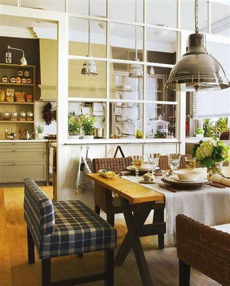 rooms in roof designs tri bit com cuisine avec verri 232 re pour cloisonner l espace avec style