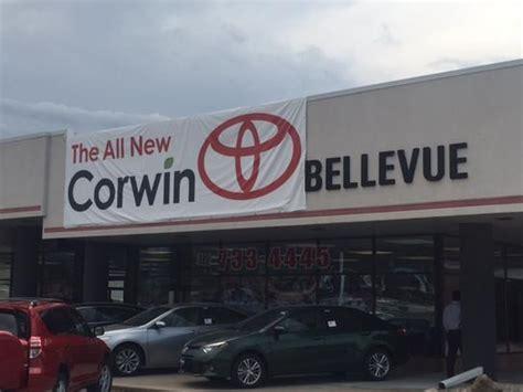 Toyota Bellevue Corwin Toyota Of Bellevue Car Dealership In Bellevue Ne