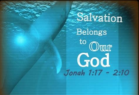 Salvation Belongs To Our God 187 New Westminster Christian