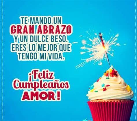 imagenes cumpleaños feliz amor tiernas imagenes feliz cumplea 241 os amor para compartir