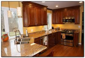 What Color To Paint Kitchen Cabinets terms kitchen paint colors with cherry cabinets kitchen paint colors