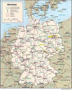 Map Of East Germany by East Germany Sep Oct 2005