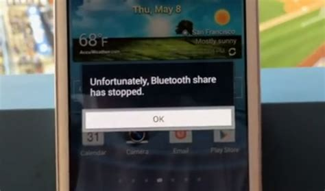 reset bluetooth android android bluetooth disabled by ibeacon tech requires reset update slashgear