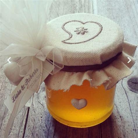 vasi bomboniere vasetti di miele come bomboniera per il tuo matrimonio