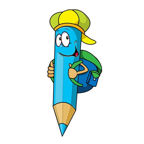 imagenes en png crayons ecole scrap couleurs