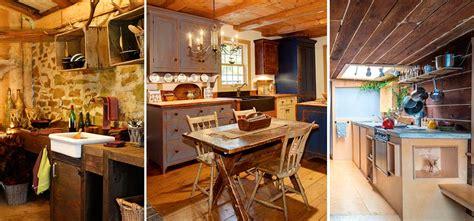 decorar cocina peque a excelentes ideas de c mo decorar cocinas peque as r sticas