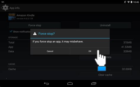 how to stop a on android how to stop a running app on an android device