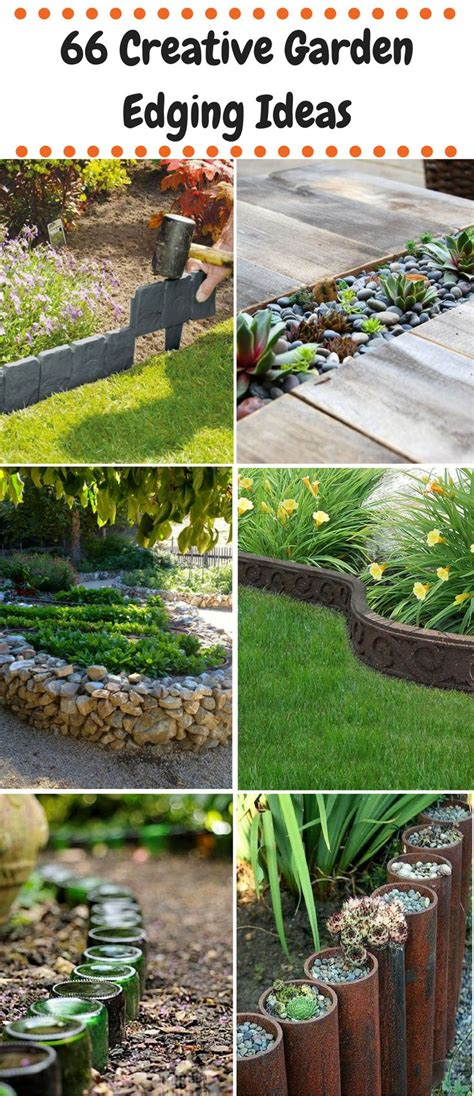 garden borders and edging ideas best 25 garden edging ideas on lawn edging