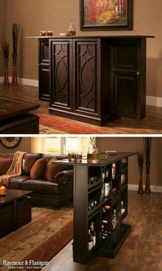 Seaton Bar Cabinet Wall Mounted Tv With Built In Wall Storage For The Home Living Room Pinterest Home