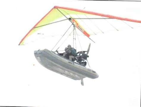 inflatable boat ultralight aircraft polaris excellent condition very low hours 2002 here