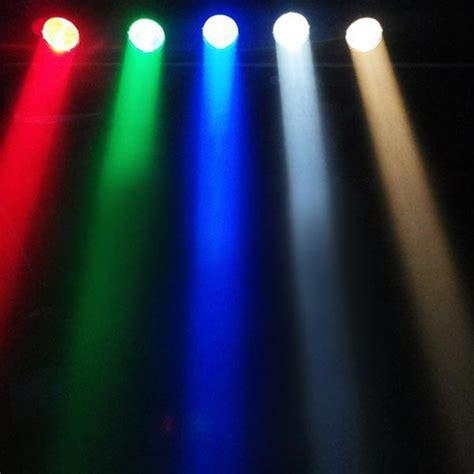 stage lighting rain effect full color voice activated rain spotlight led mirror ball