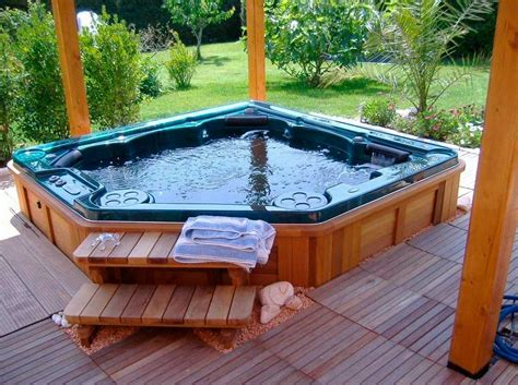 outdoor hot tub pictures of outdoor hot tubs with deck home interior