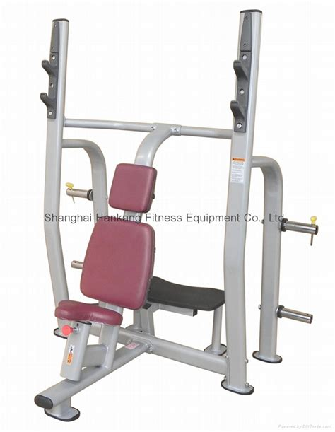 building hummber strength fitness equipment olympic