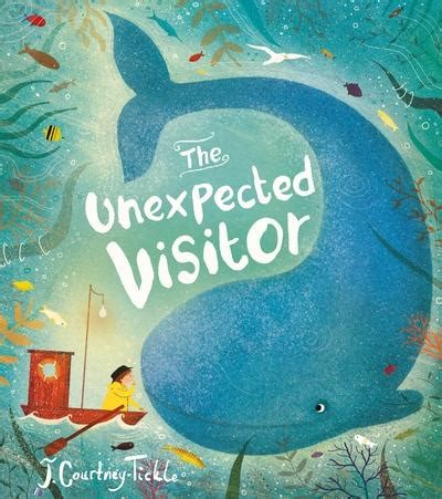 the unexpected visitor jessica courtney tickle the unexpected visitor jessica courtney tickle 9781405283656 blackwell s