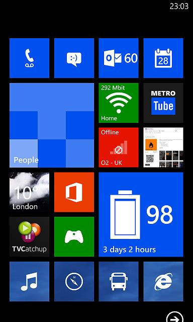 home design windows phone post your home screen and color theme windows phone